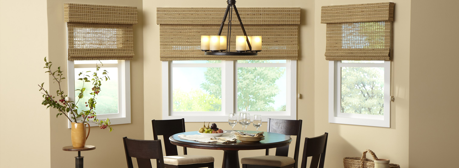 Woven Wood Cre8tive Blinds